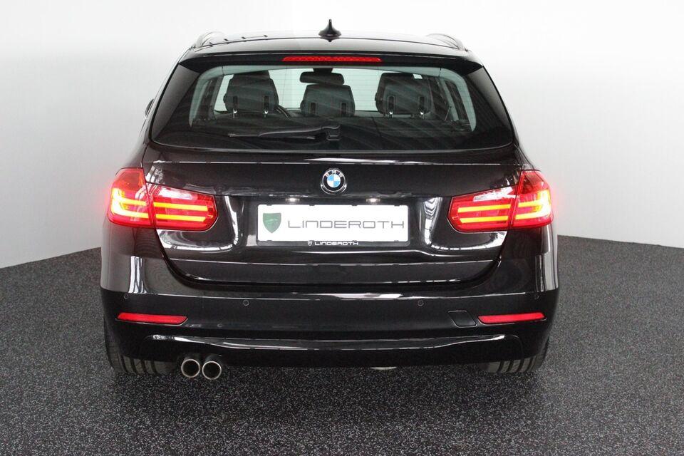 BMW 330d 3,0 Touring xDrive aut. Van Diesel aut. modelår