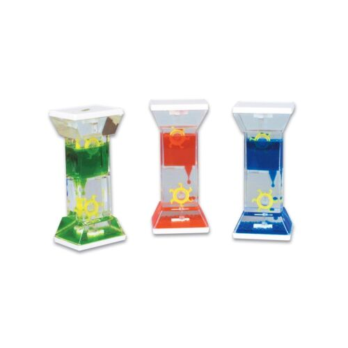 Colors May Vary 1 Timer Rhode Island Novelty Water Wheel Timer Toy
