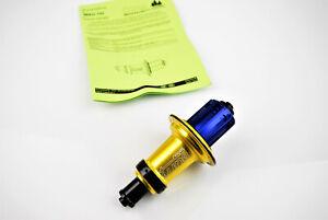 Tune-Mag-150-Oro-24-Abertura-Cubo-Rueda-Trasera-Trasero-Hub-Carbono-Aluminio
