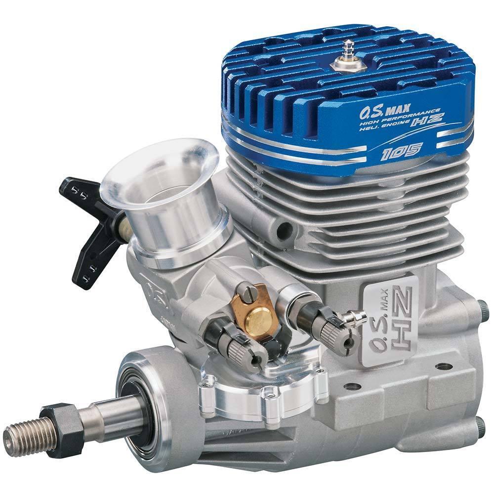 O.S. 105HZ-R DRS Heli Engine 18750