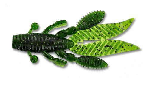 plastique souple Craw Bait Yamamoto Battre des ailes Hog FH-07-354 Pastèque Magic 3.75 IN environ 9.52 cm