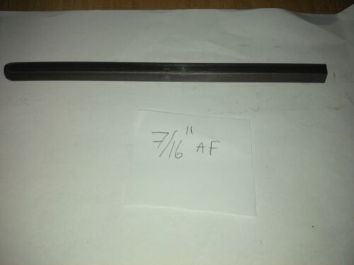 "AF Free Postage 1.01/""  /& 1 1//4 /"" 1.25inch Hexagon Freecutting Steel Bars 7//16/"""