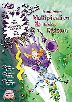 (Good)-Basic Skills: Ages 7-8: Multiplication and Division (Magic Skills) (Paper
