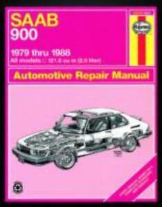 Haynes-Auto-Repair-Manual-for-1979-1988-Saab-900-84010-Ships-Fast