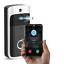 Smart-Wireless-Phone-Door-Bell-Camera-WiFi-Smart-Video-Intercom-Ring-Doorbell thumbnail 4