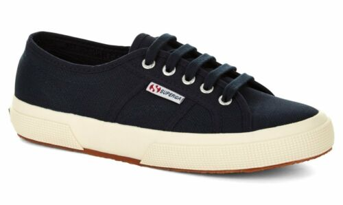Cobinu Uk 40 Superga Size Unisex Blue Nh07 Eu 5 6 2750 87 Adult Up Sales Lace twTwq187