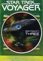 - Star Trek Voyager - The Complete Third Season
