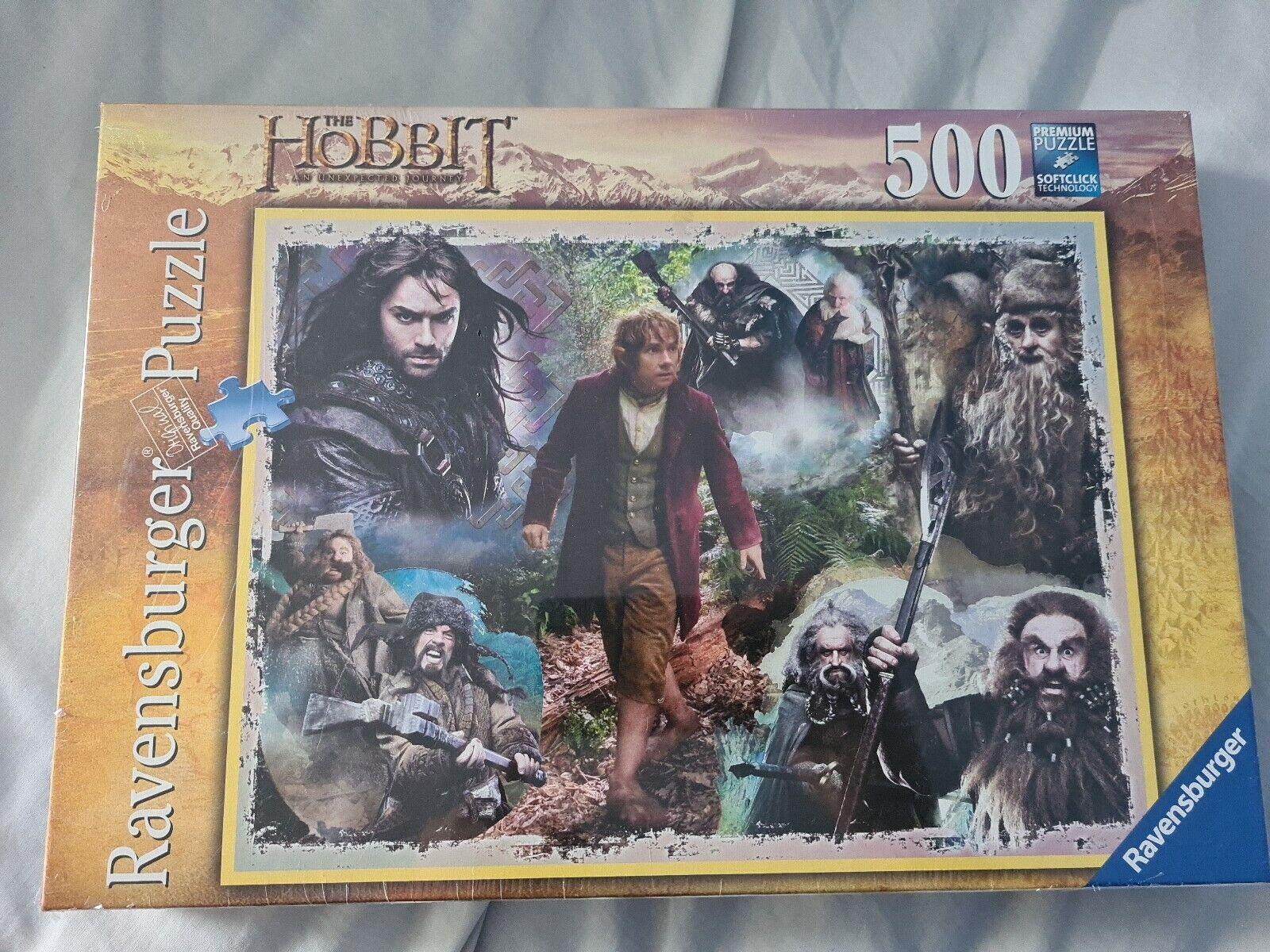 Hobbit an Unexpected Journey Jigsaw