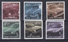 Nuova Zelanda New Zealand 2000 Automobili 1887-92 MNH