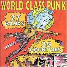 Various Artists - World Class Punk / Various [New CD]