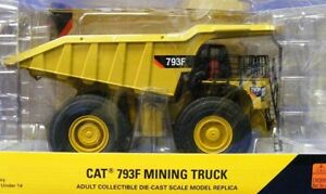 Norscot-55273-Caterpillar-793F-Mine-Dump-Truck-1-50-Die-cast-MIB