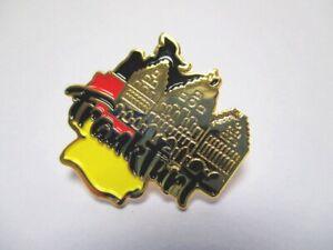 Frankfurt-Roemer-Pin-Anstecker-Germany-mit-Druckverschluss