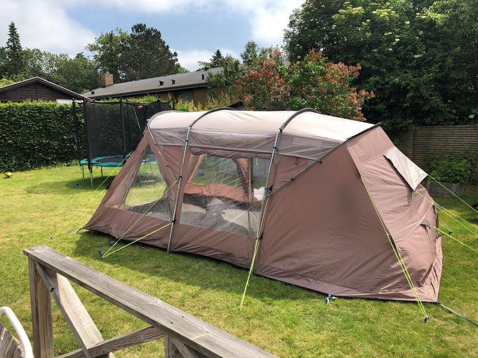 Telt Med 2 Kabiner | Camping nyt, brugt og leje på