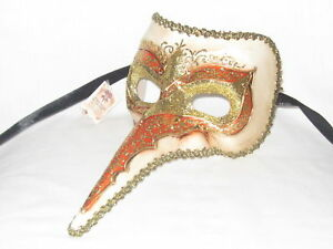 venetian mardi gras nose mask masquerade carnival masks ebay