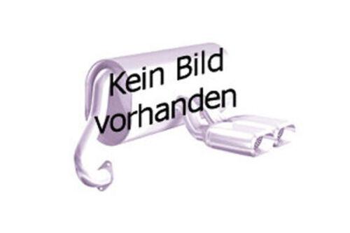 Fox Vorschalldämpfer Ersatzrohr für Opel Zafira A 63,5mm 101-125 PS
