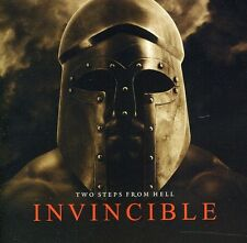 Invincible - Two Steps From Hell 884501544382 (CD Used Very Good)