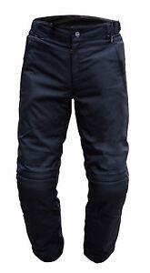 DAINESE-Galveston-Nouveau-Lady-Pantalon-de-textiles-Gore-Tex-Femmes-moto-noir