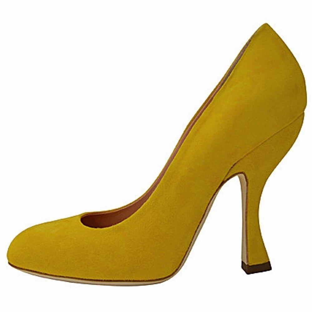 Vivienne Westwood decolleté almond toe court