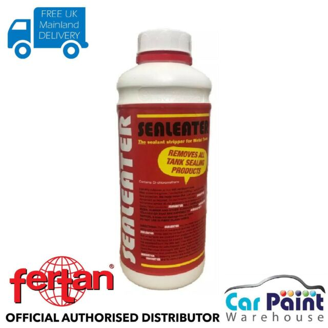 Fertan Fuel Tank Sealant Epoxy Resin Remover 1 Litre - Sealeater