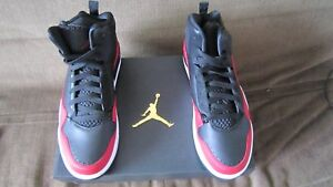Chaussures-Basketball-Homme-Air-Jordan-SC-3-Neuf-Noire-amp-Rouge-Taille-42