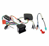 Radio Adapter CAN-Bus Aktivsystem Quadlock ISO BOSE DSP AUDI A6 S6 A8 Q3 Q5 Q7