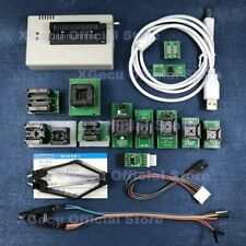 Xgecu Tl866ii Plus Programmer For Spi Flash Eeprom Mcu 14 Parts With Black Zif