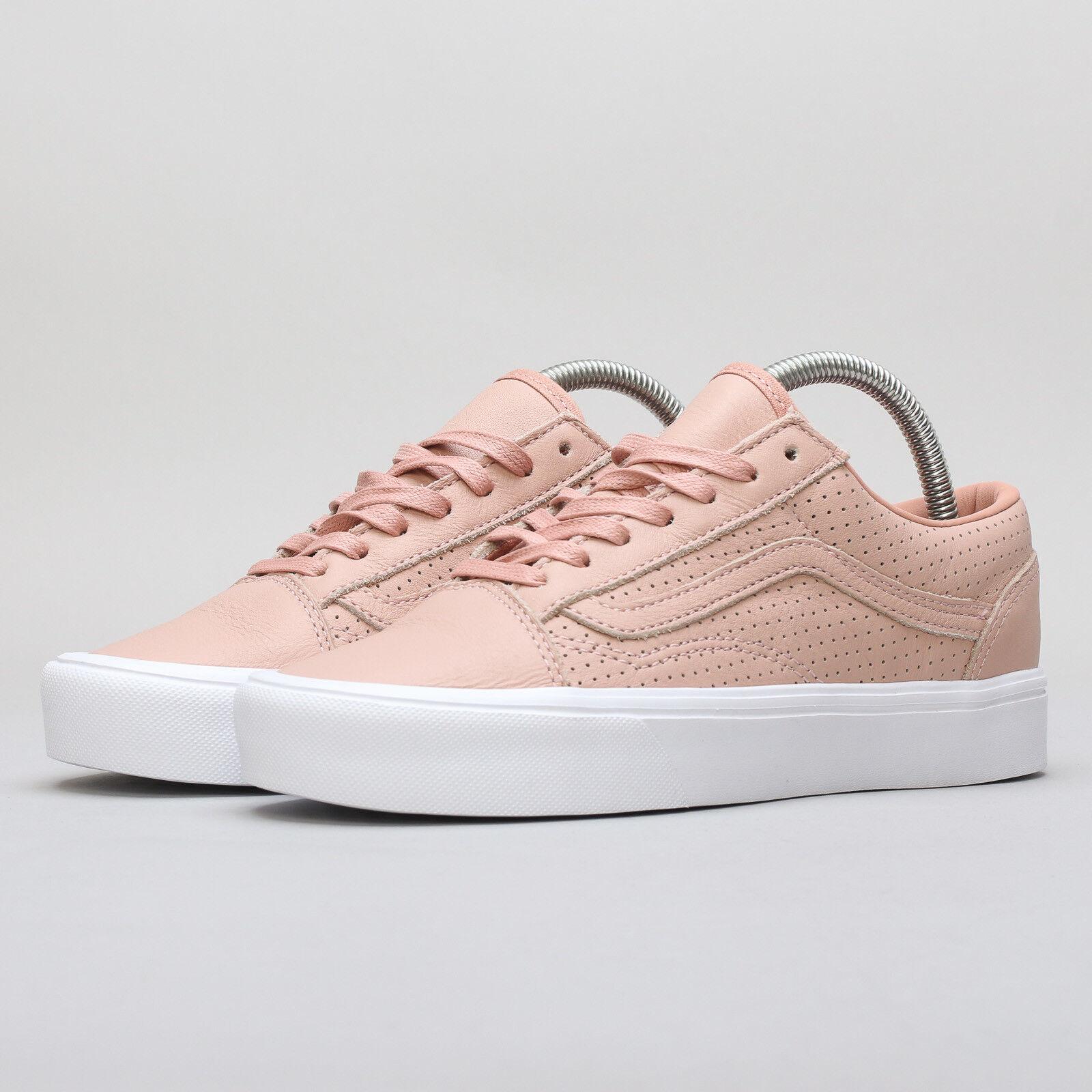Vans Old Skool Lite (perf) blush EU pink / true wh EU blush 40, Frauen, Pink, VA2Z5WR2D 8ebd30