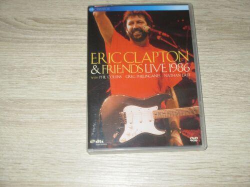 1 von 1 - Live 1986 von Eric Clapton & Friends (2007) DVD  Musik