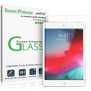 Apple-iPad-Mini-5-Mini-4-Premium-Verre-Trempe-Protecteur-d-039-ecran-1-Pack