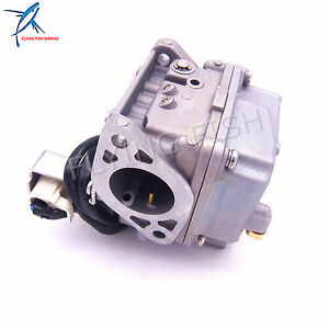 details about carburetor assy 6ah 14301 00 6ah 14301 01 for yamaha 4 stroke f20 outboard motor Yamaha F75 Outboard