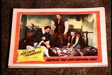 CAPT JOHN SMITH AND POCAHONTAS 1953 LOBBY CARD #5 NATIVE AMERICAN INDIAN WESTERN