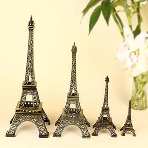 13CM Chic Metal Model Eiffel Tower Paris Souvenir Miniature Decor Ornament Good