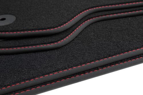 Premium tapices para audi a4 b8 8k Avant coche familiar refrescos S-line año 2008-11//2015