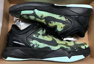 best sneakers 69f12 1312f Image is loading Nike-Zoom-Kobe-VII-7-System-Mint-Candy-