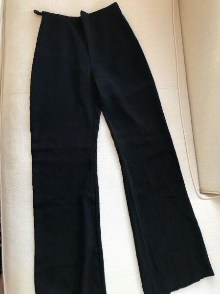 1 Et 1 Font 3 Black Maternity Trousers Sz 3 Des Friandises AiméEs De Tous