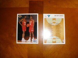1991 Upper Deck Basketball Set Break (#251-500) .99 Singles-Qty. Discounts
