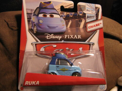 DISNEY PIXAR CARS 2 AIRPORT ADVENTURE SERIES RUKA CHASE