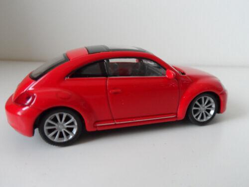 VW VOLKSWAGEN THE BEETLE NEW Maßstab 1:43 Welly NEX Modellauto NEU /& OVP