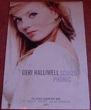 Geri Halliwell Schizo Phonic UK promo Poster #1
