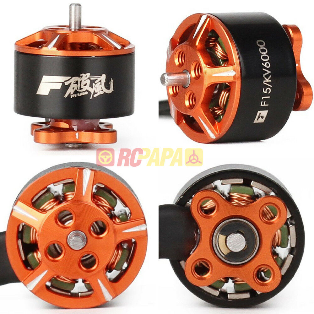 T-Motor F15 1106 6000KV 2-3S Brushless Motor Micro Tinywhoop Drone FPV racing