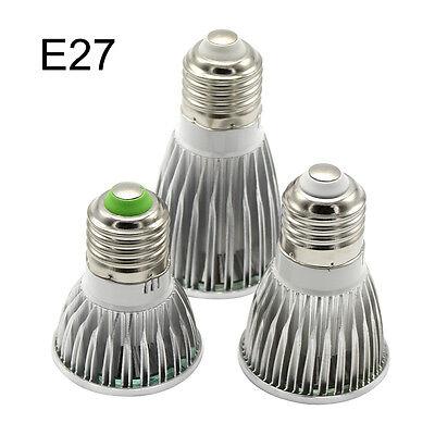 CREE E27 E14 GU10 LED Spot Light Bulb COB Spotlight 6W 9W 12W Cool/Warm White