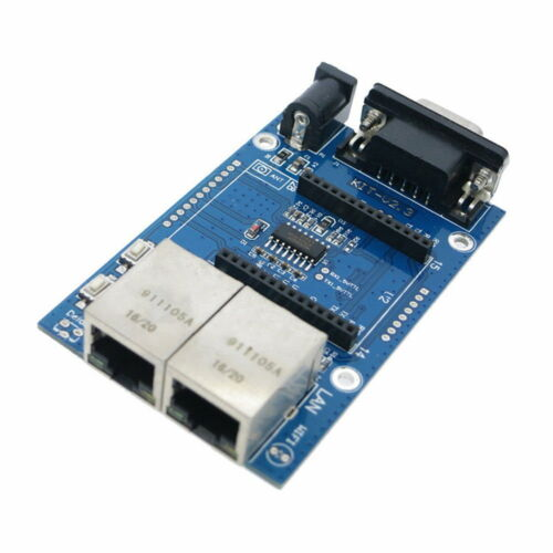 HLK-RM04 Uart A Puerto Serial WIFI módulo de desarrollo Wifi A PRUEBA placa base Reino Unido