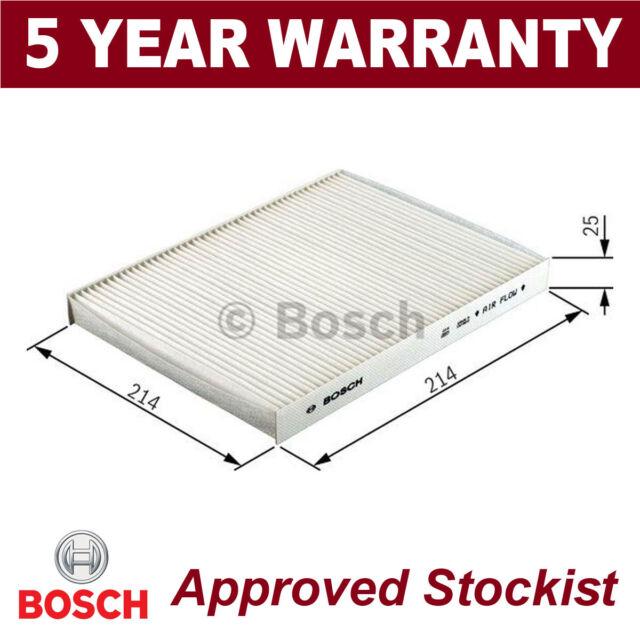 Bosch Filtro de Polen Habitáculo M2299 1987432299