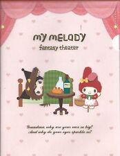 Sanrio My Melody Kuromi Folder Portfolio Side Open Fantasy Theatre