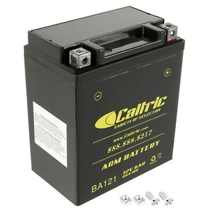 AGM Battery for Kawasaki Ninja 250R EX250F 1995-2005