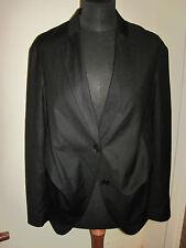 FULL CIRCLE TROUSER & WATERFALL Jacket Suit 10 LONG New BLACK TUX TUXEDO