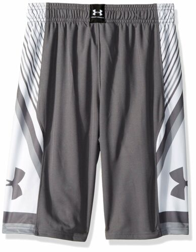 Under Armour Boys/' Space the Floor Shorts 10 Colors