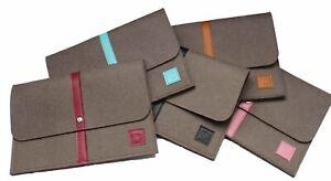 Borsa lana per HP ProBook x360 13 Tablet-GUSCIO DI PROTEZIONE PORTATILE NOTEBOOK CASE Rob