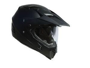 motocrosshelm mit visier und sonnenblende endurohelm. Black Bedroom Furniture Sets. Home Design Ideas