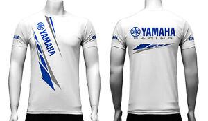 T-Shirt-Yamaha-Premium-moto-gp-mxgp-uomo-maglia-maglietta
